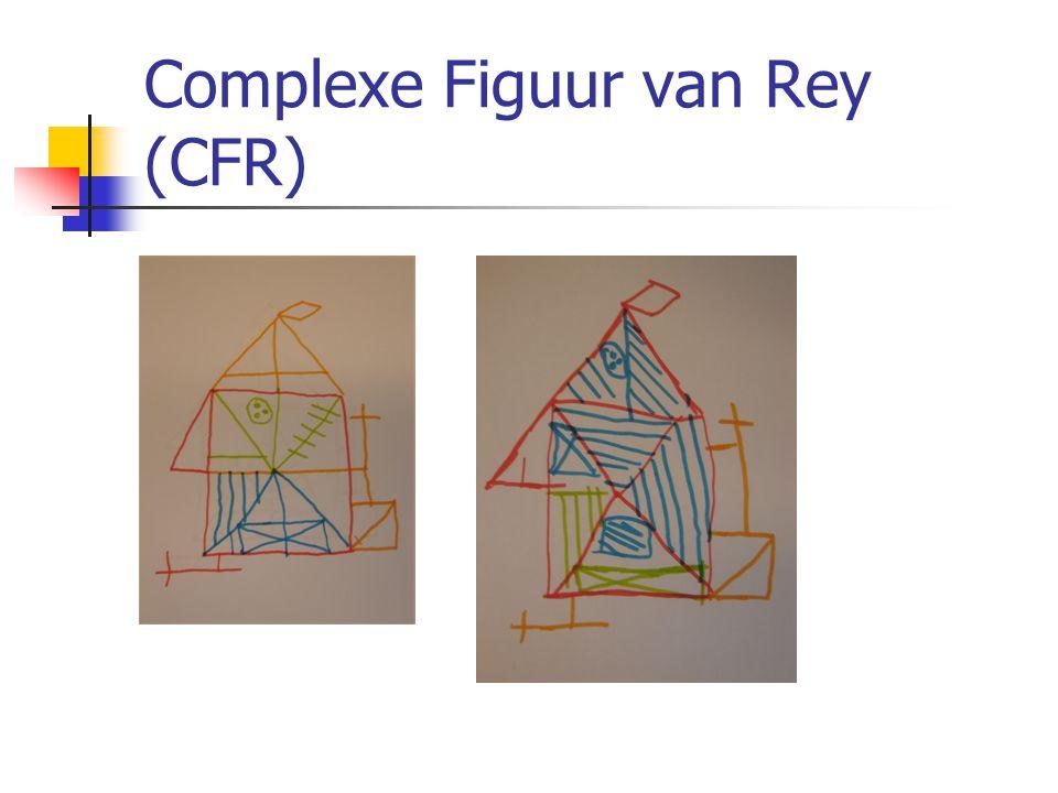 Complexe Figuur van Rey (CFR)