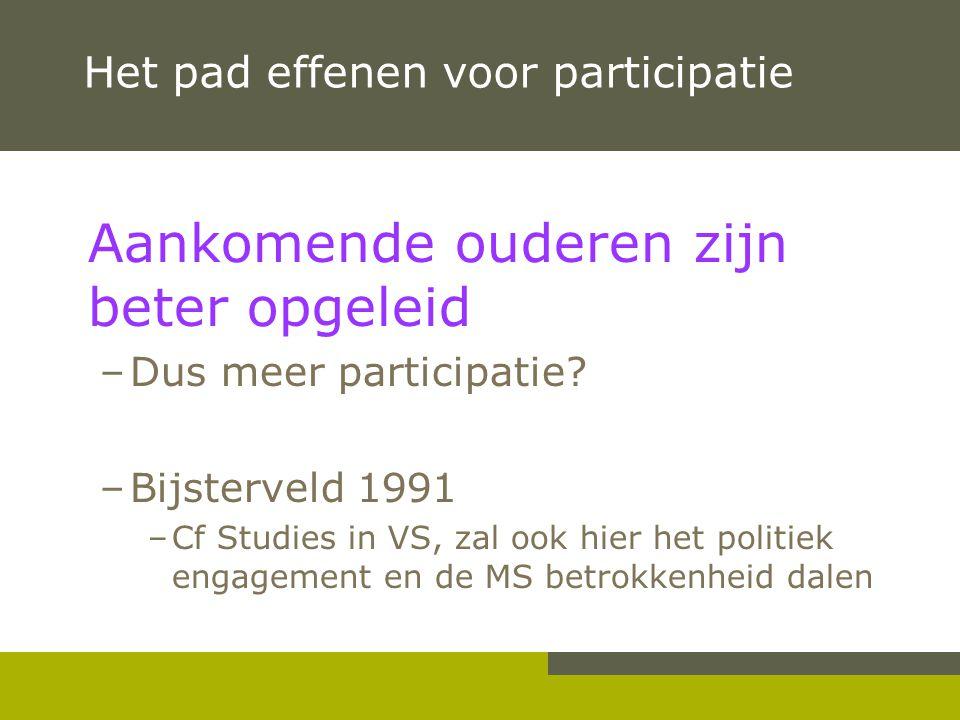 Achtergrond Belgian Ageing Studies