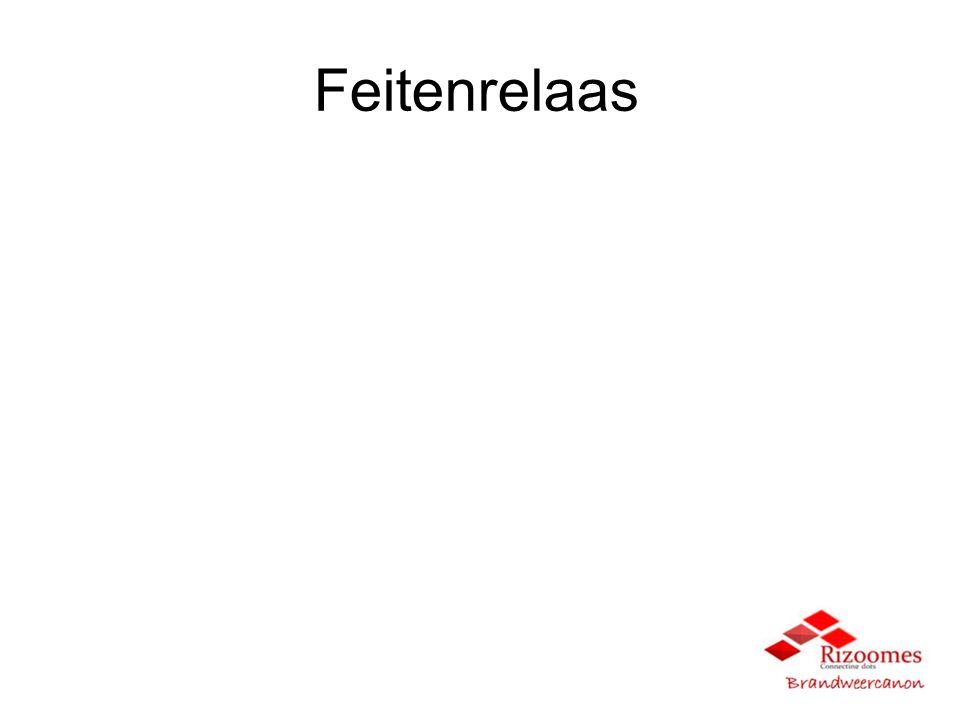 Feitenrelaas