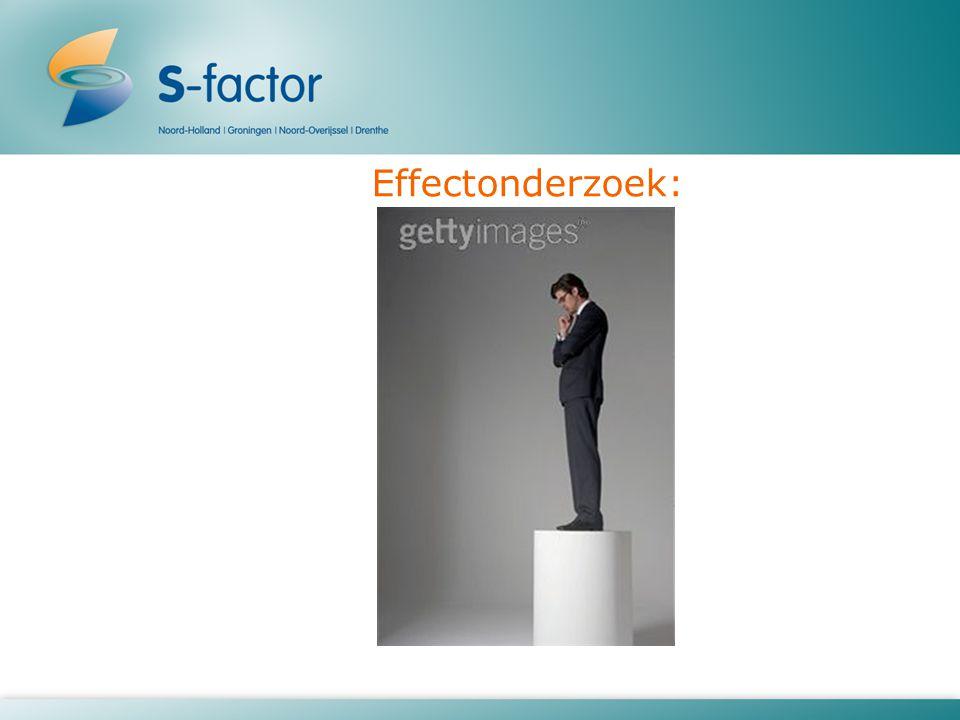 Effectonderzoek: