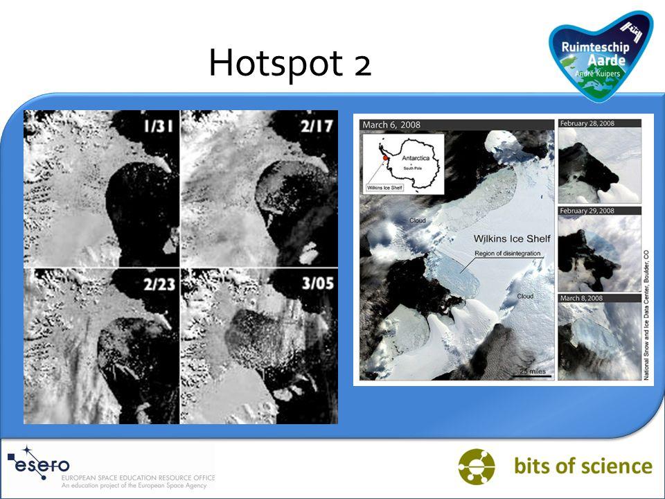 Vraag HOTSPOT ANTARC.SCH.EILAND: Schrijf zo veel mogelijk geografische redenen op om het verschil in klimaatrespons tussen de Noord- en Zuidpool te beschrijven en verklaren.