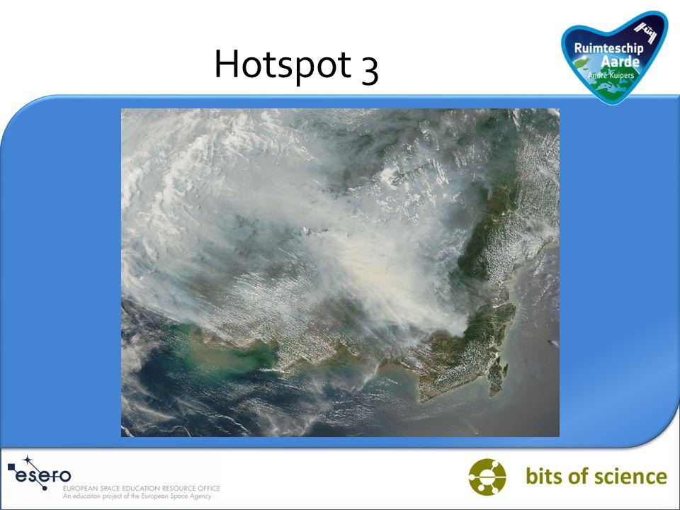 Vraag HOTSPOT BORNEO: Waarom zijn de tropische bossen op Borneo eigenlijk zo belangrijk voor het klimaat.