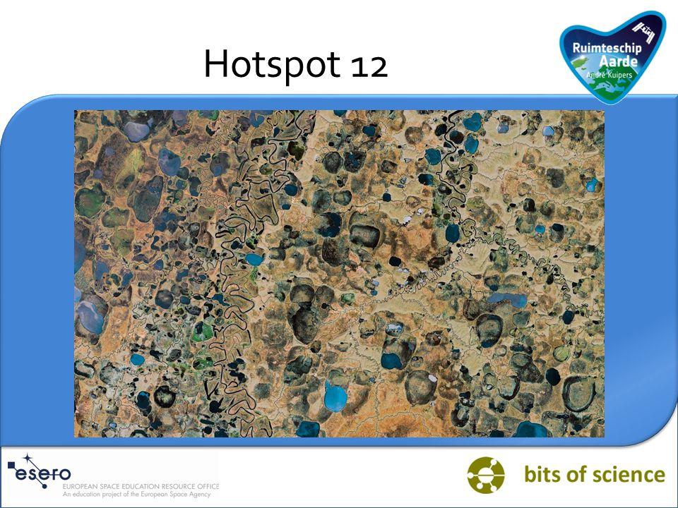 Vraag HOTSPOT TOENDRA: De Arctische toendra scoort heel hoog in lijsten met hotspots van klimaatverandering.