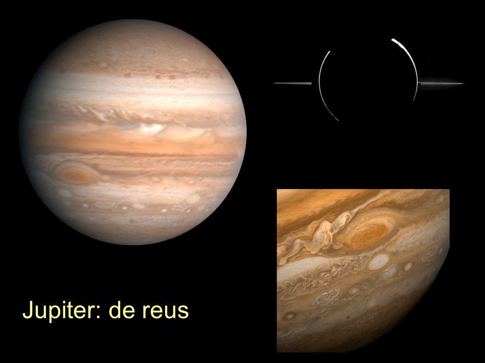 Jupiter: de reus