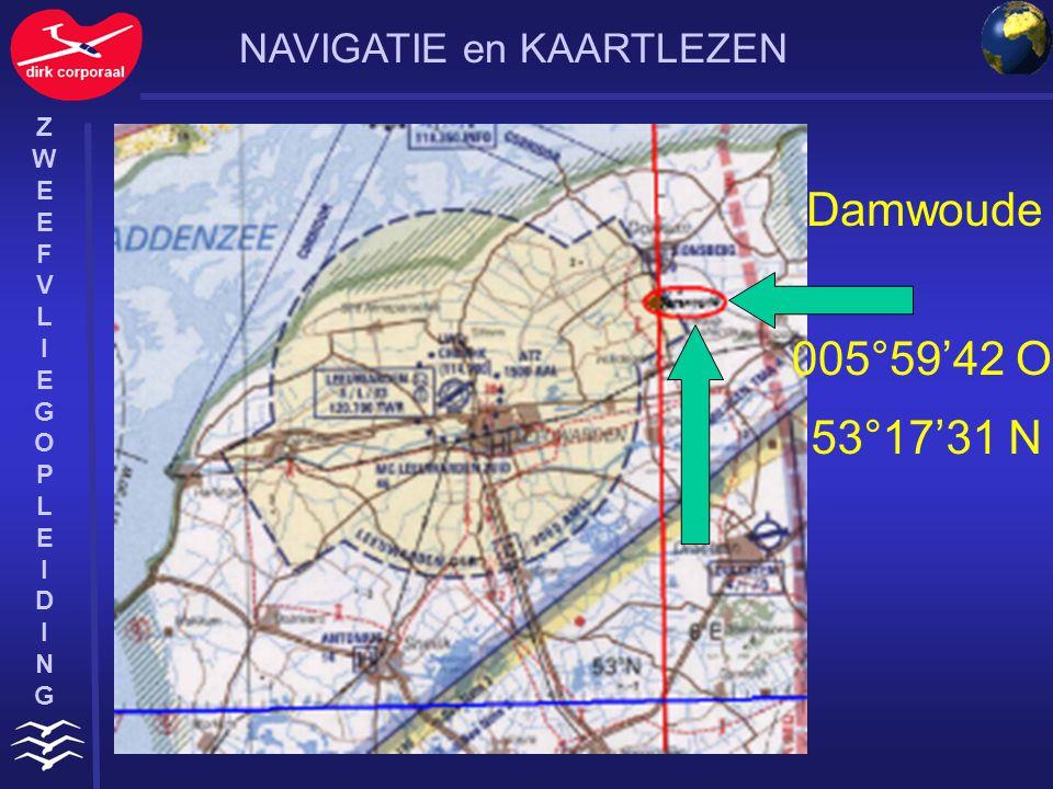 ZWEEFVLIEGOPLEIDINGZWEEFVLIEGOPLEIDING Bestudeer de 3d-kaart op www.vliegenalseenvogel.nl NAVIGATIE en KAARTLEZEN