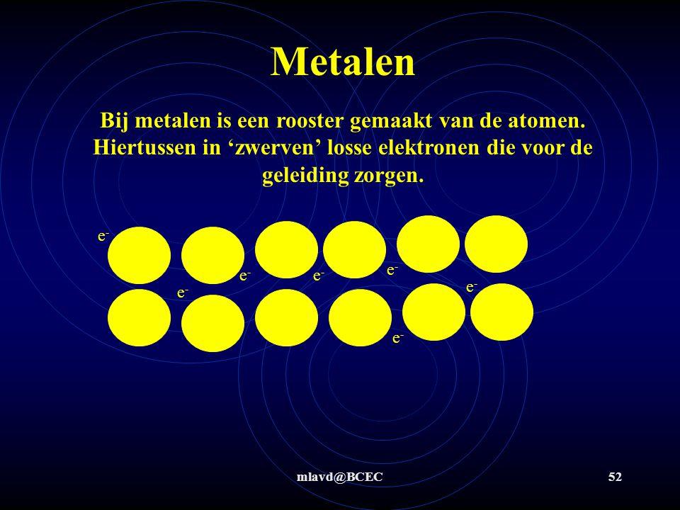 mlavd@BCEC51 Metalen