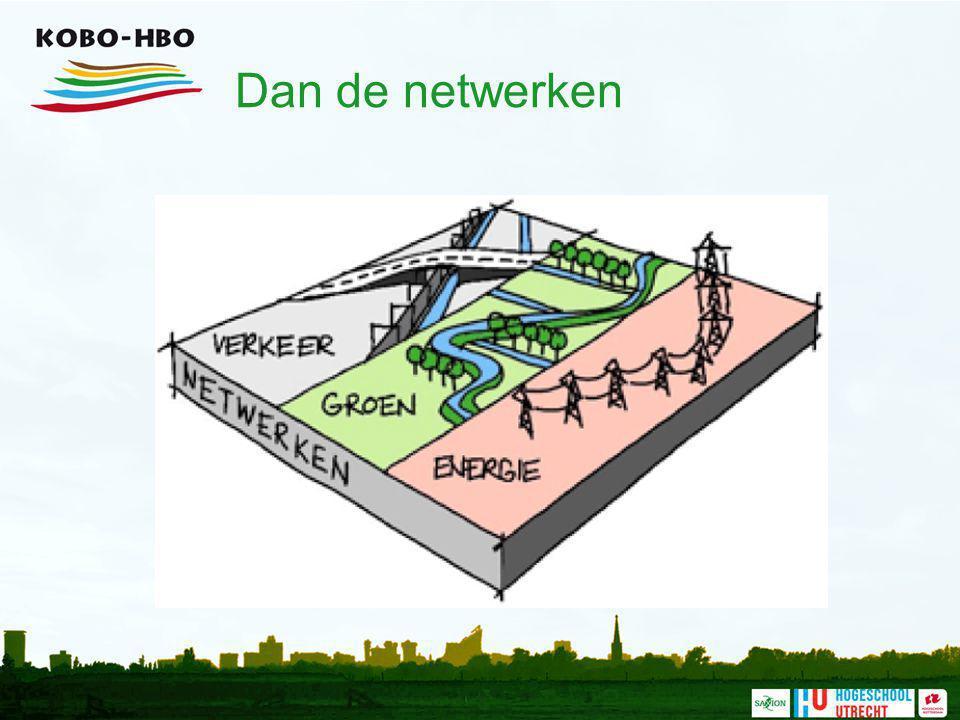 Dan de netwerken