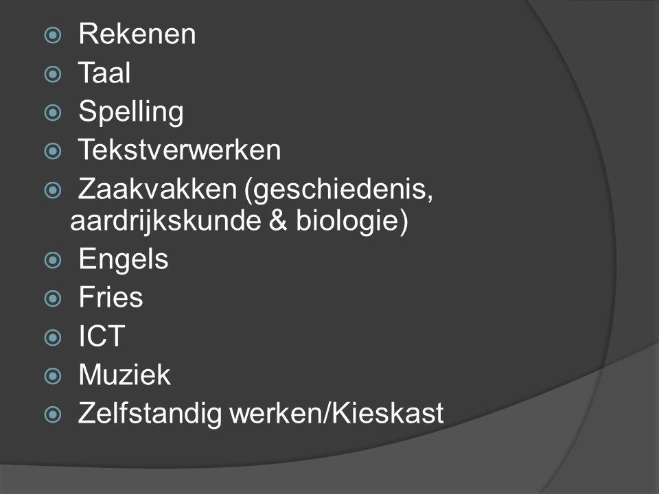 Rekenen  Doorgaande lijn groep 7  Breuken  Procenten  Verhoudingen  Kommagetallen  Rekenmachine  Praattaken: probleem klassikaal oplossen.