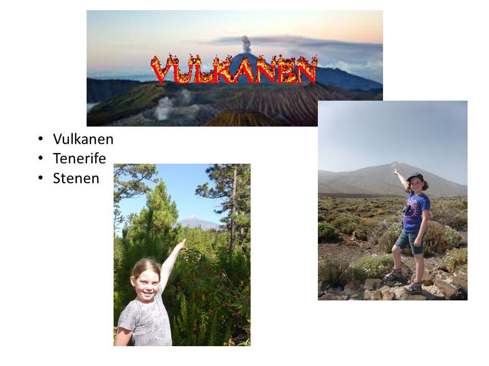 Hoe ontstaan vulkanen.