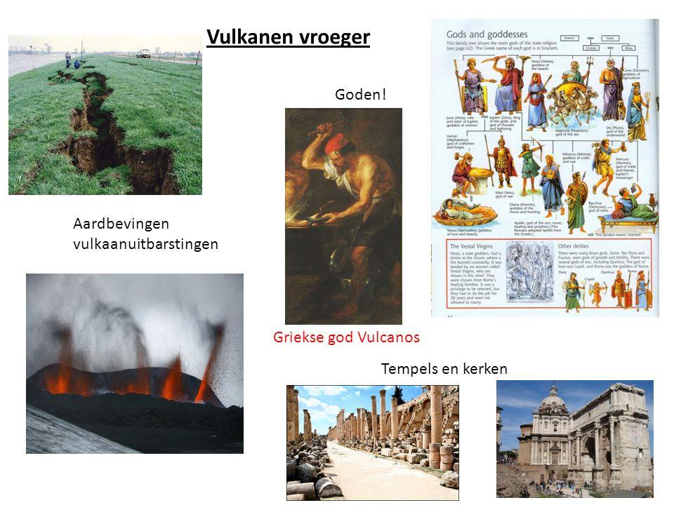 Dit was mijn allerlei kring Vragen: 1 Hoe heet wat binnen in een vulkaan zit.