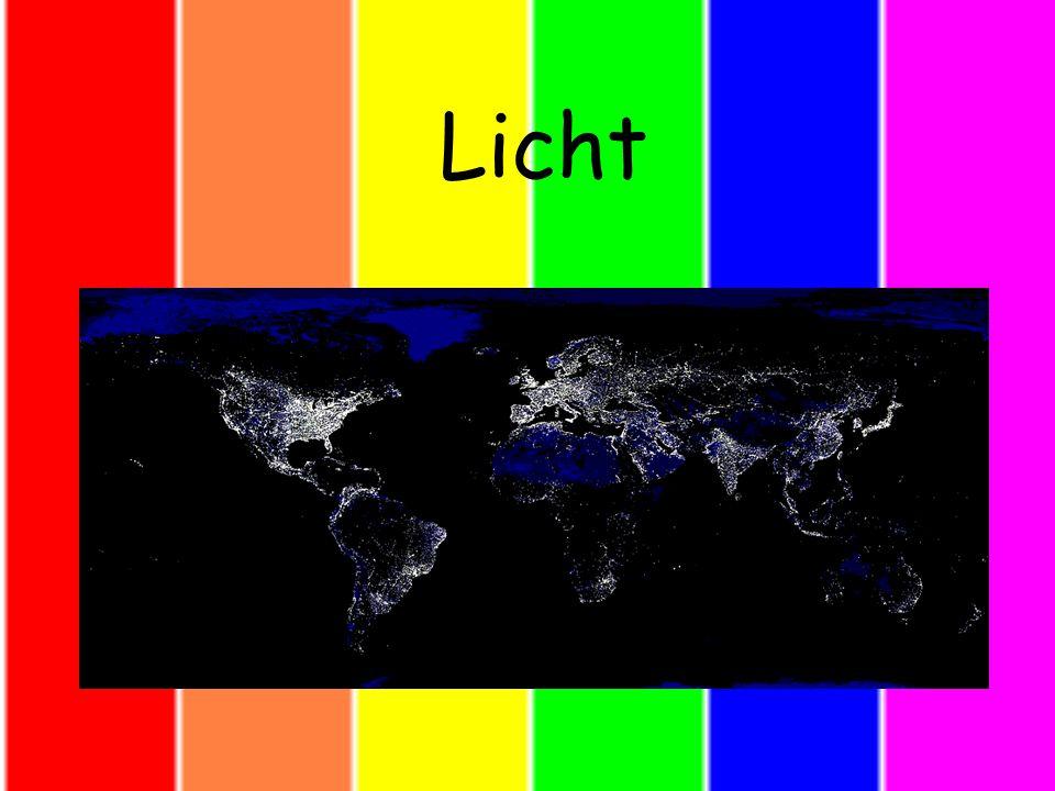 lichtbronnen Lichtbronnen zenden licht uit in rechte lijnen Natuurlijke lichtbronnen zijn door de natuur 'gemaakt' Kunstmatige lichtbronnen zijn door de mens gemaakt Licht is een energiesoort Licht gaat met 300.000.000 m/s (officieel 299.792.458 m.s -1 ).