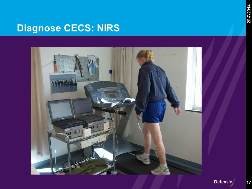20-7-2014 17 Diagnose CECS: NIRS