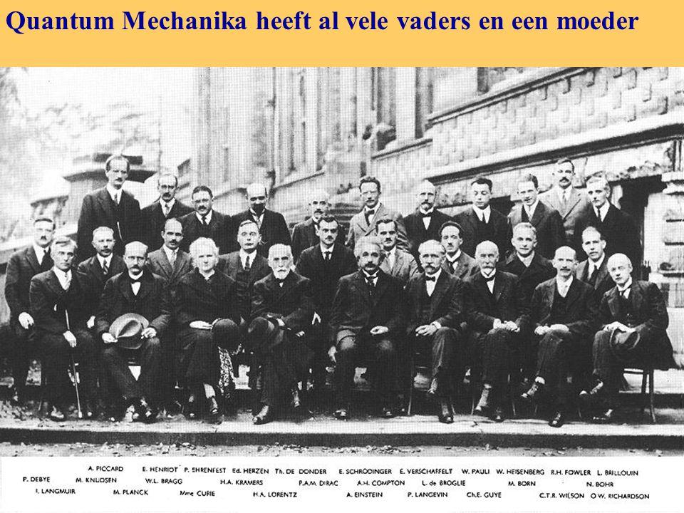 De explosie van 'elementaire' deeltjes in de periode 1936 - 1961 In 1936 waren er drie elementaire deeltjes: proton, neutron, en het elektron Men dacht hiermee de bouwstenen van de materie te kennen Echter werden daarna het ene na het andere 'elementaire' deeltje gevonden tot zo'n honderd in 1960 Men sprak wel van de deeltjes-dierentuin of deeltjes-jungle: