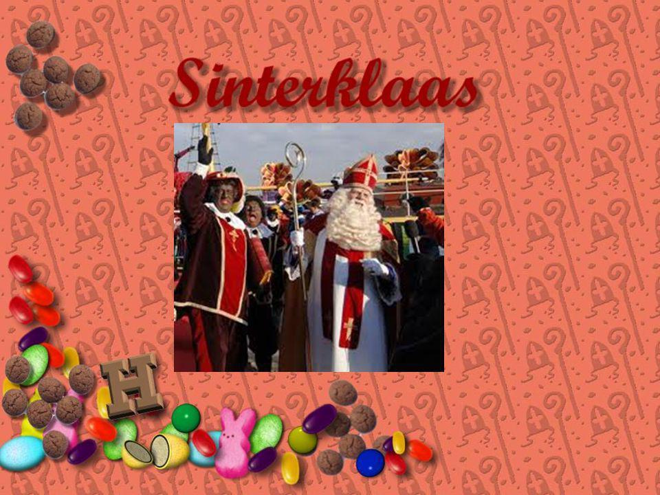 1.Who is Sinterklaas 2.Zwarte Piet(black Pete ) 3.Sinterklaas pakjesavond ( Presents evening) 4.
