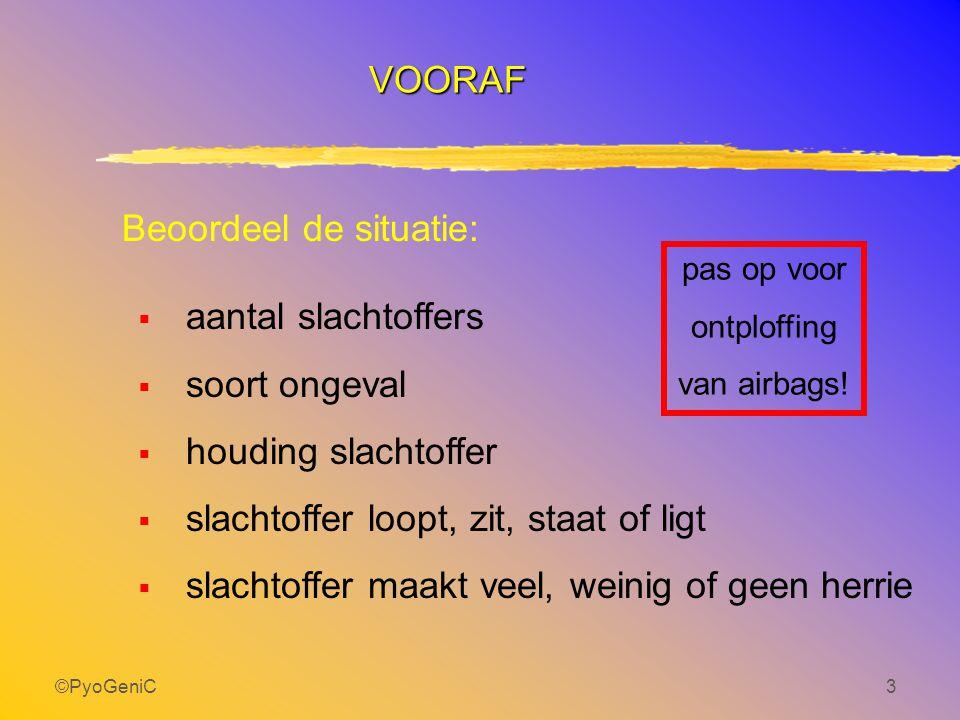©PyoGeniC54 4.2 actie  zet aan tot hoesten  controleer de ademhaling totdat afsluiting is opgeheven VERSLIKKEN slachtoffer is bij bewustzijn