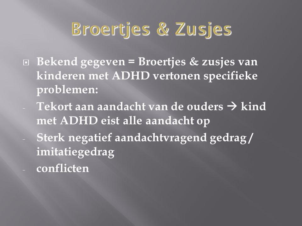  = een vereniging van ouders van kinderen met ontwikkelingsproblemen, leer- en gedragsstoornissen in Nederland.