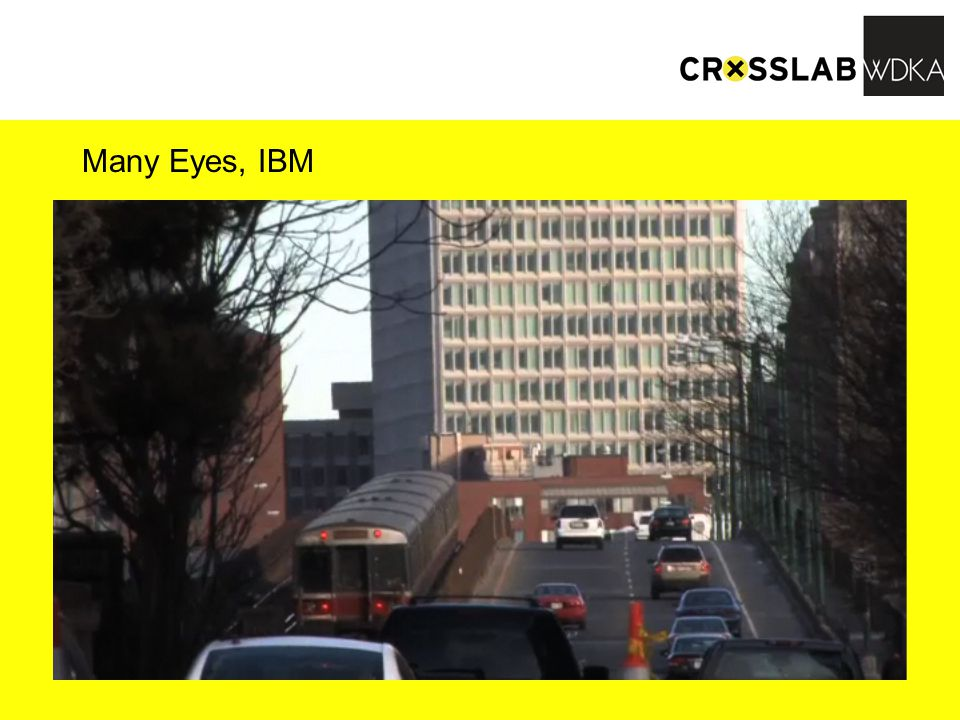 Many Eyes, IBM