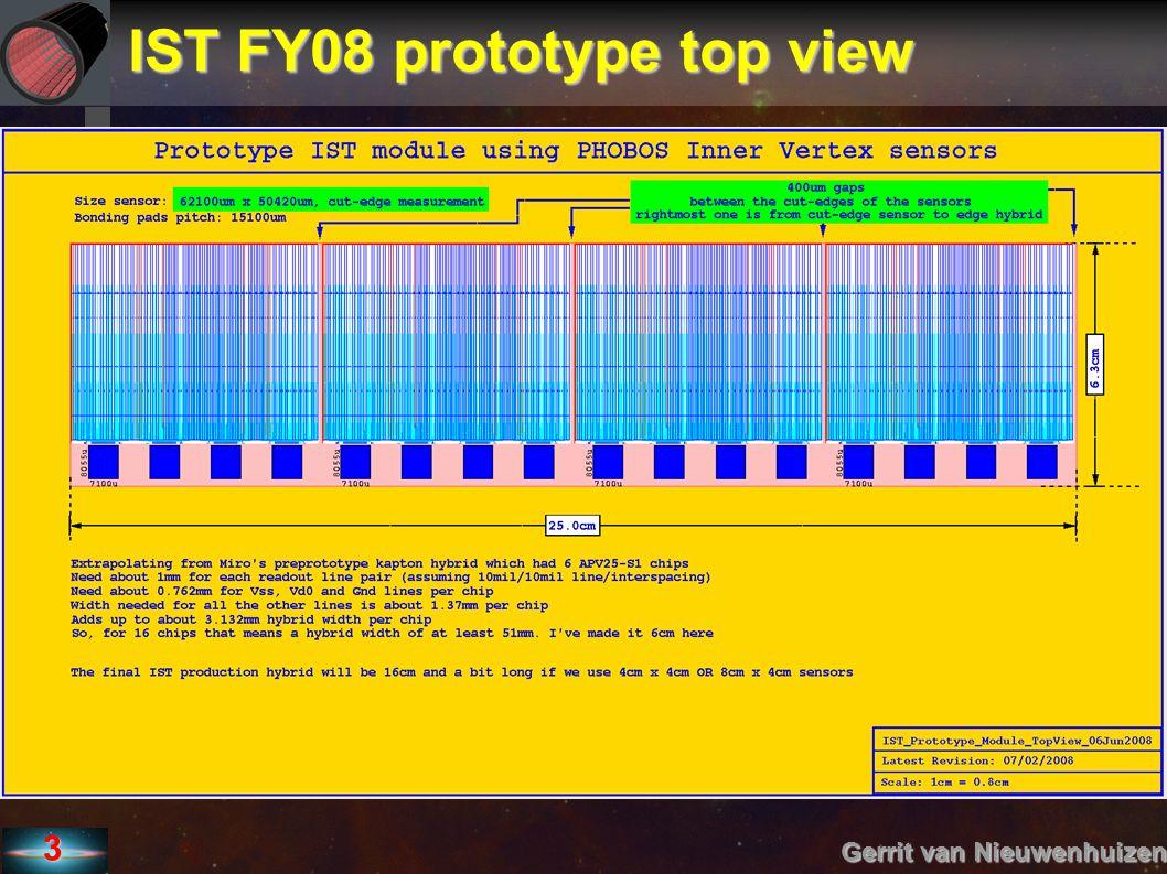 IST FY08 prototype top view Gerrit van Nieuwenhuizen 3
