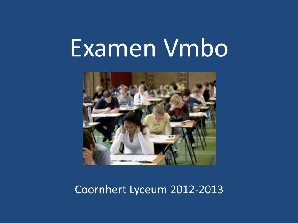 Meedoen aan het examen 1.Kunstvakken en l.o.