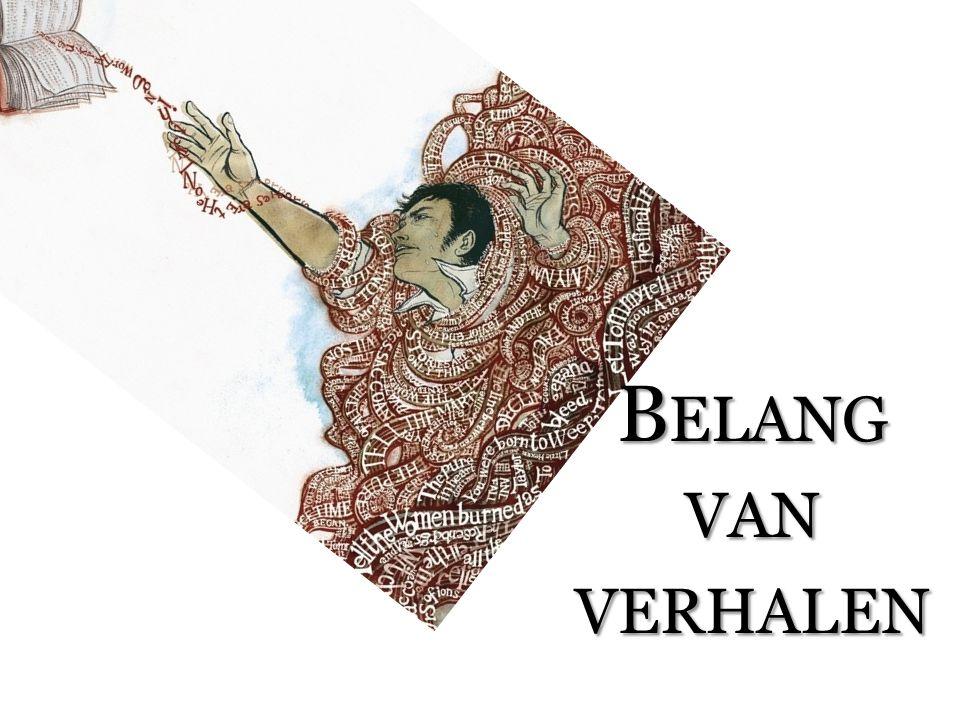 B ELANG VAN VERHALEN