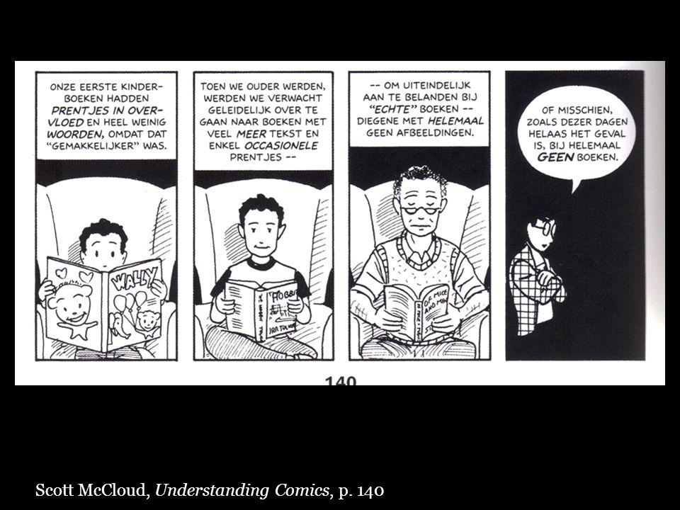 Scott McCloud, Understanding Comics, p. 140
