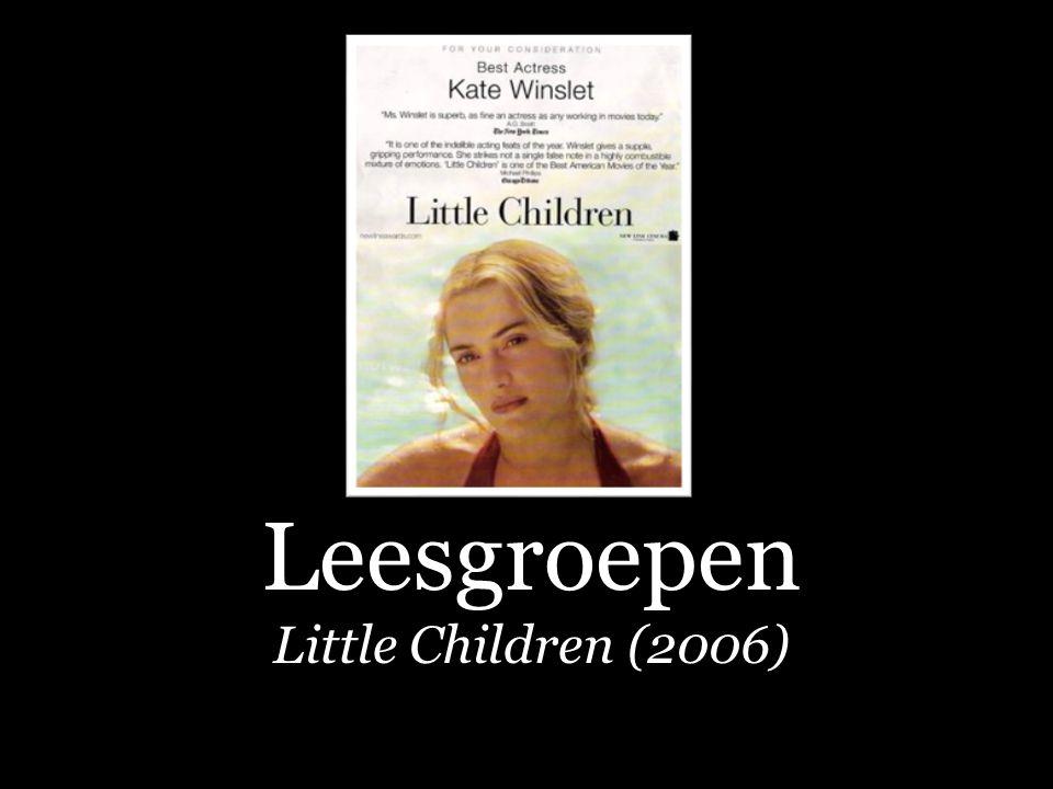 Leesgroepen Little Children (2006)