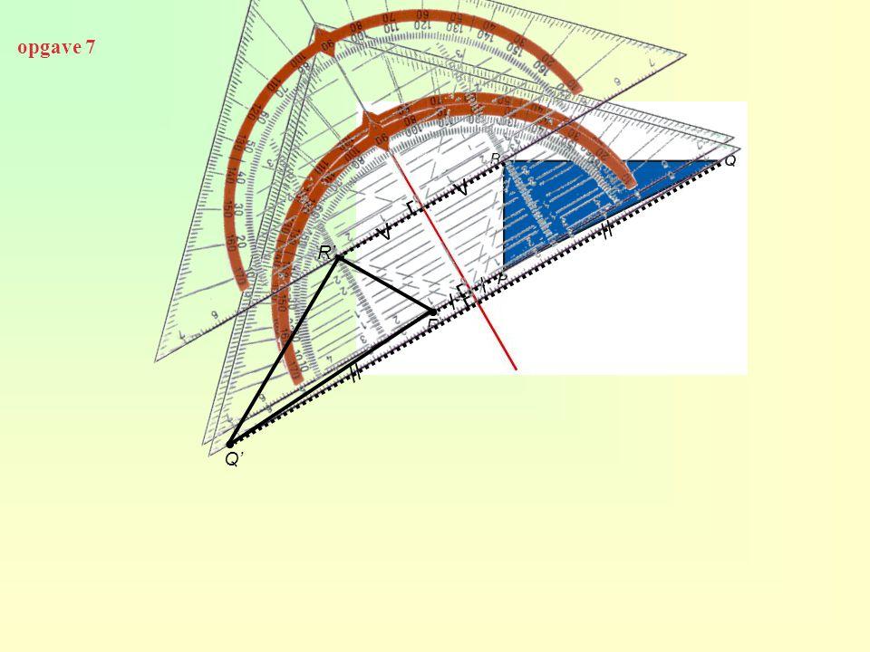 Draaisymmetrische figuren Een figuur heet draaisymmetrisch als hij bij draaiing om een punt met zichzelf samenvalt.