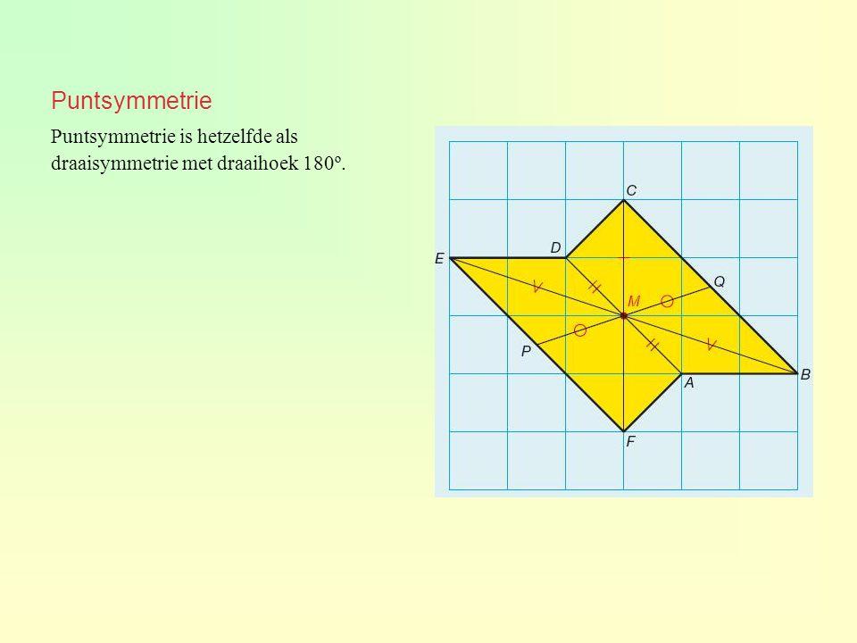 Parallellogram Een parallellogram is een vierhoek waarvan beide paren overstaande zijden evenwijdig zijn.