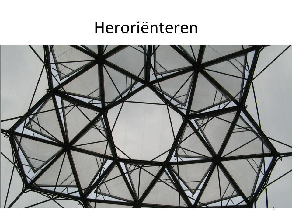 Heroriënteren 6