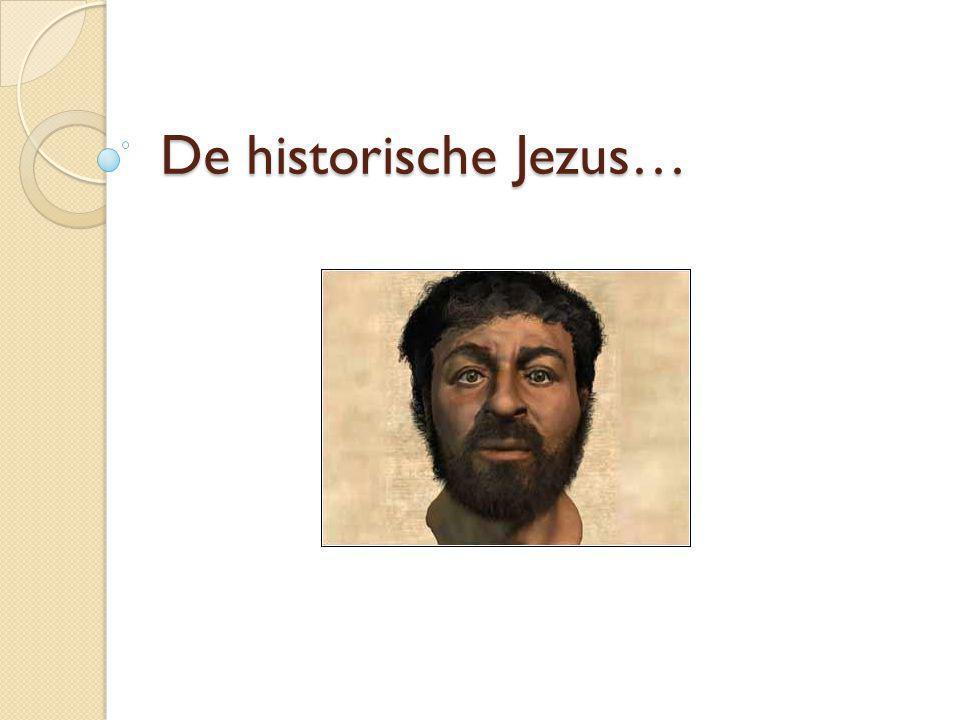 Het evangelie volgens Jezus Christus.Welk beeld van Jezus spreekt uit volgende bijbelpassages.
