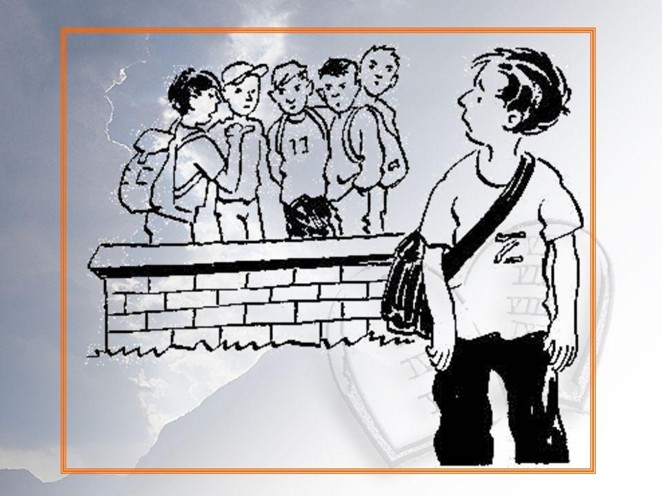 Videoclip omschrijving (in verwerkingsfase) Enkele jongeren zijn aan het roddelen over iemandEnkele jongeren zijn aan het roddelen over iemand Wanneer de bewuste persoon langsloopt veranderd het gesprek in geheimzinnigheidWanneer de bewuste persoon langsloopt veranderd het gesprek in geheimzinnigheid De roddel dient gebruikt te kunnen worden om de drie zeven op toe te passen (zie andere dia,s)De roddel dient gebruikt te kunnen worden om de drie zeven op toe te passen (zie andere dia,s)