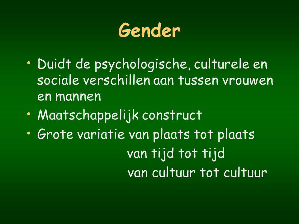 Normale genderidentiteitsontwikkeling 1.