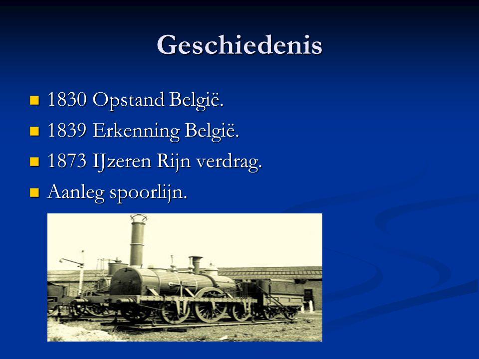IJzeren Rijn Van Antwerpen naar Roergebied, via Neerpelt, Hamont, Budel-Schoot en Weert Budel
