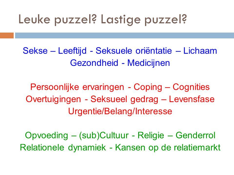 Leuke puzzel.Lastige puzzel.