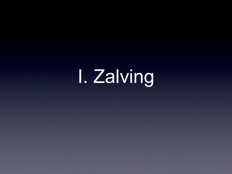 I. Zalving