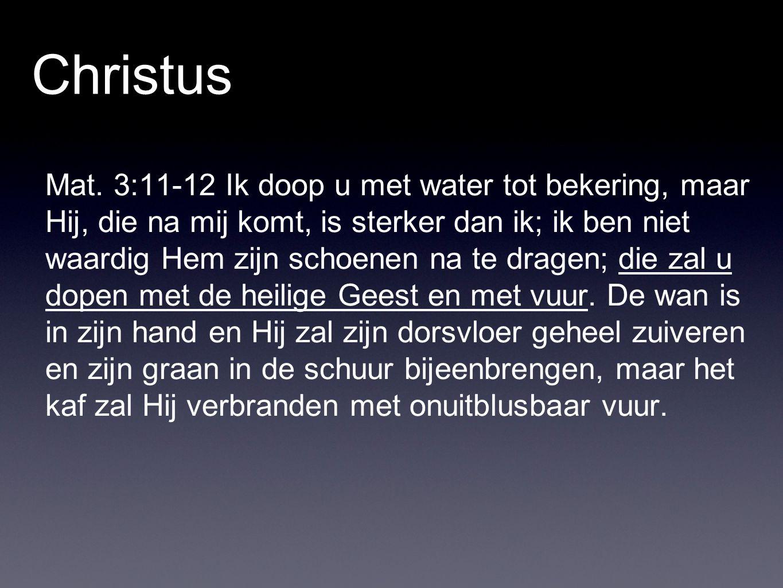 Christus Mat.