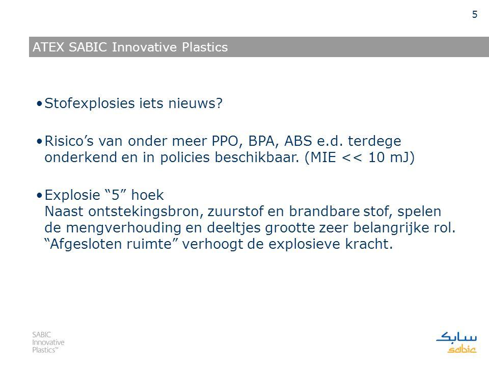 4 SABIC Innovative Plastics 4 Producent van hoogwaardige kunststoffen