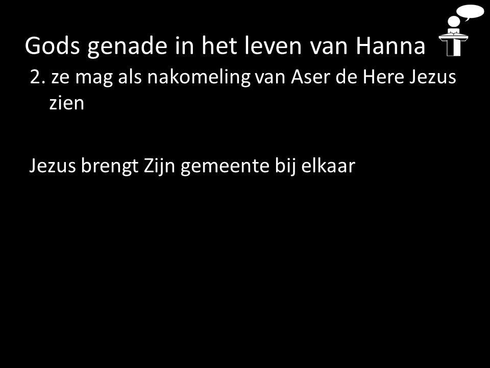 Gods genade in het leven van Hanna 2.