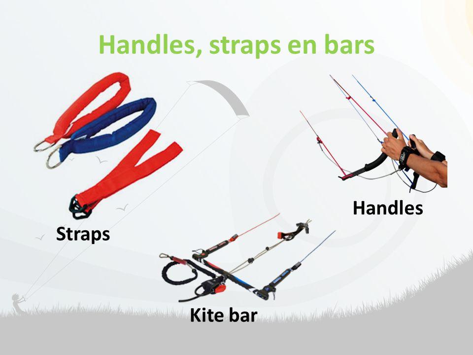 Handles, straps en bars Straps Kite bar Handles