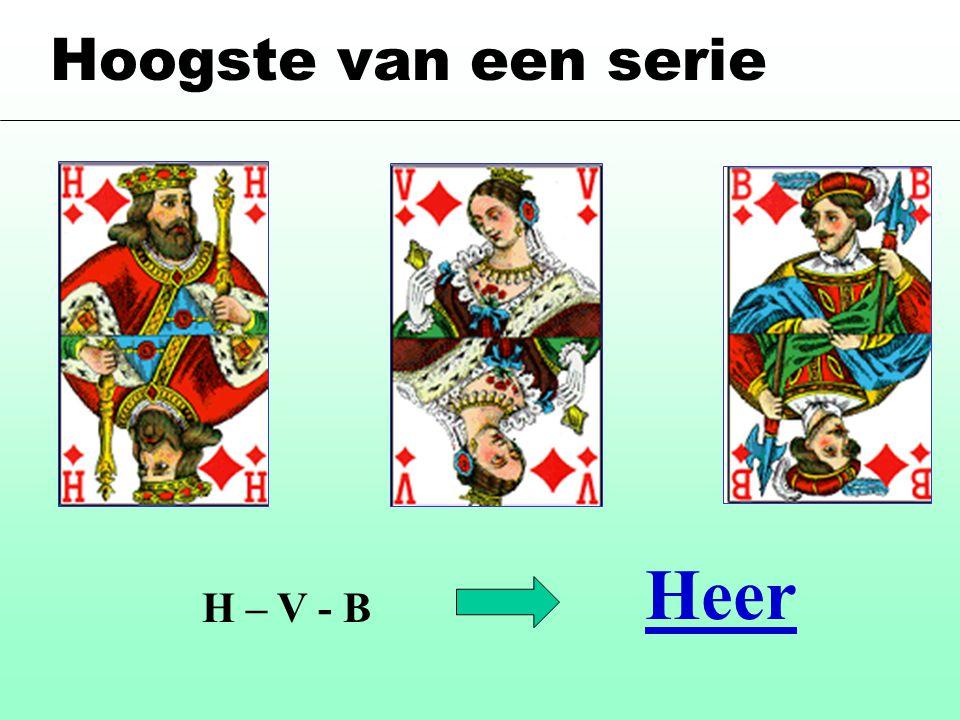 H – V - B Heer