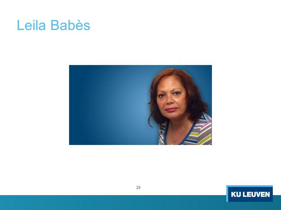 Leila Babès 29