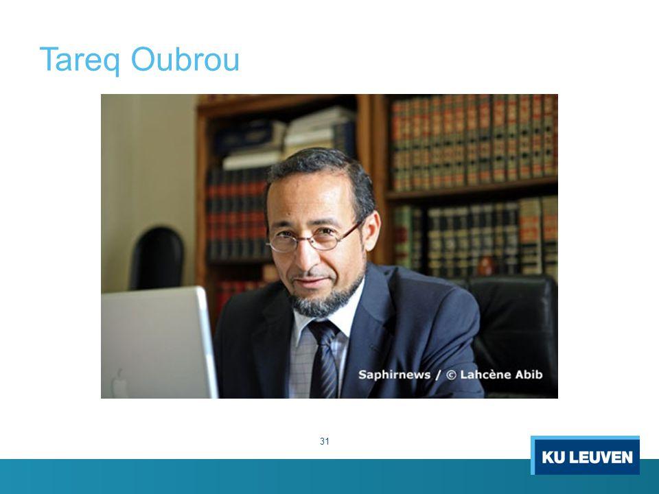 Tareq Oubrou 31