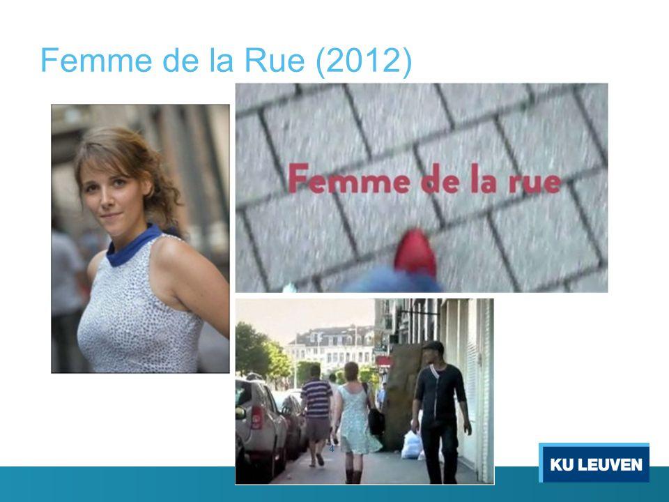 Femme de la Rue (2012) 4