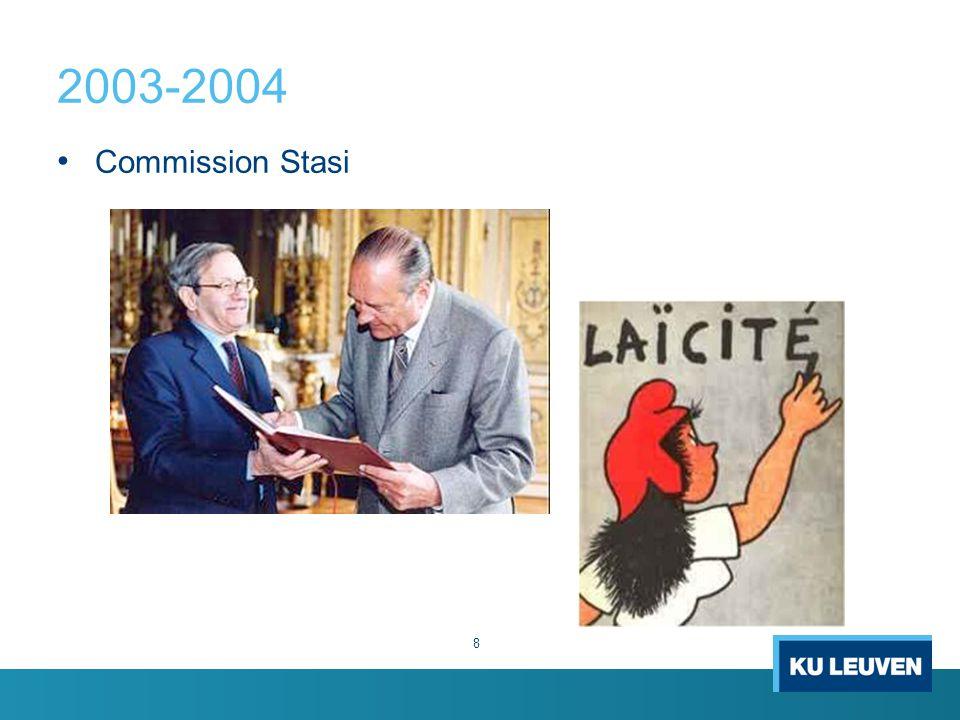 2009 Gemeenschapsonderwijs Karin Heremans 9
