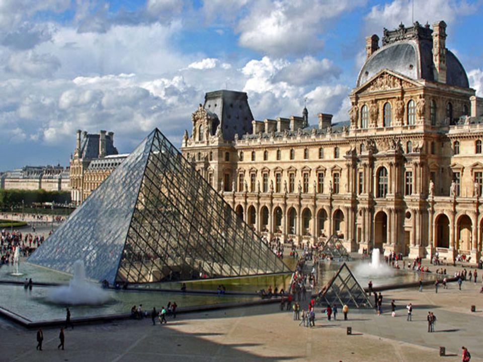 Nu Frankrijk 2 Het Louvre is een zeer groot museum in het hart van Frankrijk, Parijs.