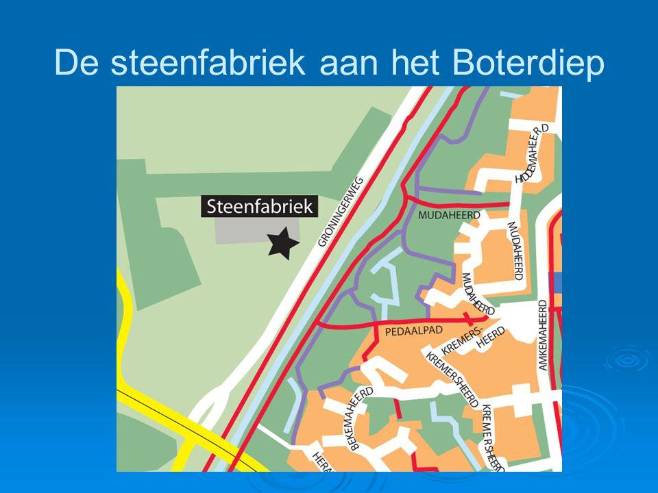OPDRACHT 1   Ga naar Internet   Ga naar zoekprogramma GOOGLE   Zoek bij Wikepedia   Gebruik zoektermen: ''steenfabrieken Groningen''   Maak hiervan aantekeningen, maar niet meer dan een halve bladzijde (A4)