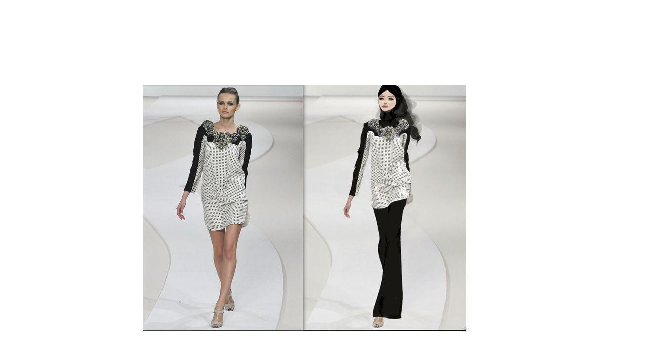 Vrouw met niqab Meisje met hoofddoek