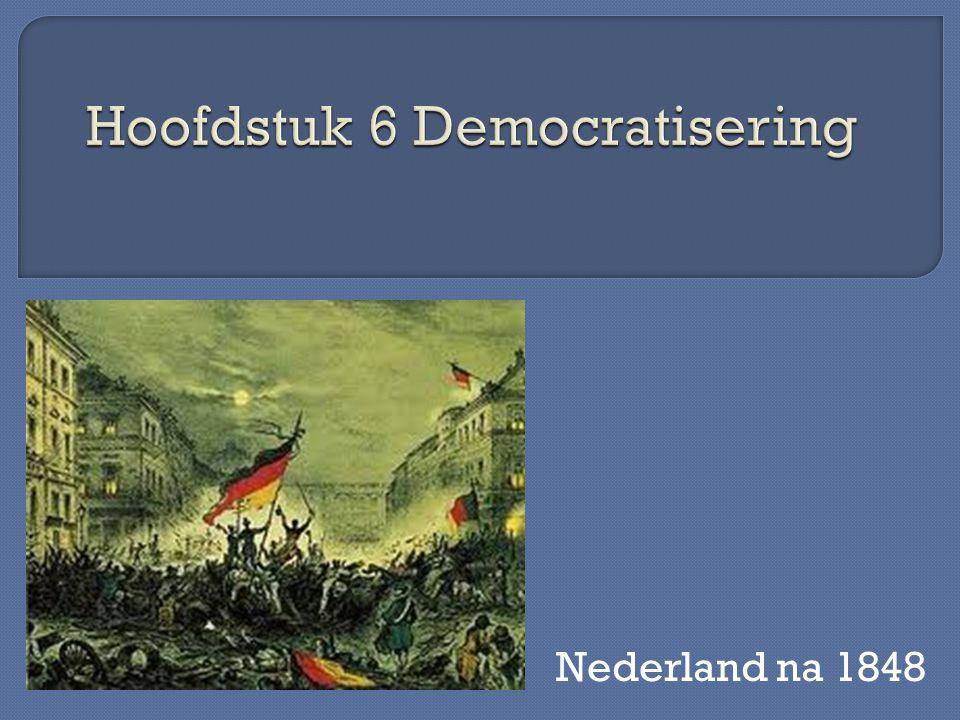 Nederland na 1848