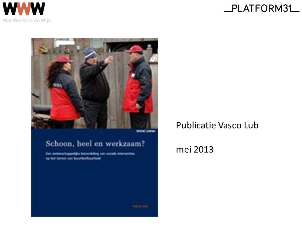 Publicatie Vasco Lub mei 2013