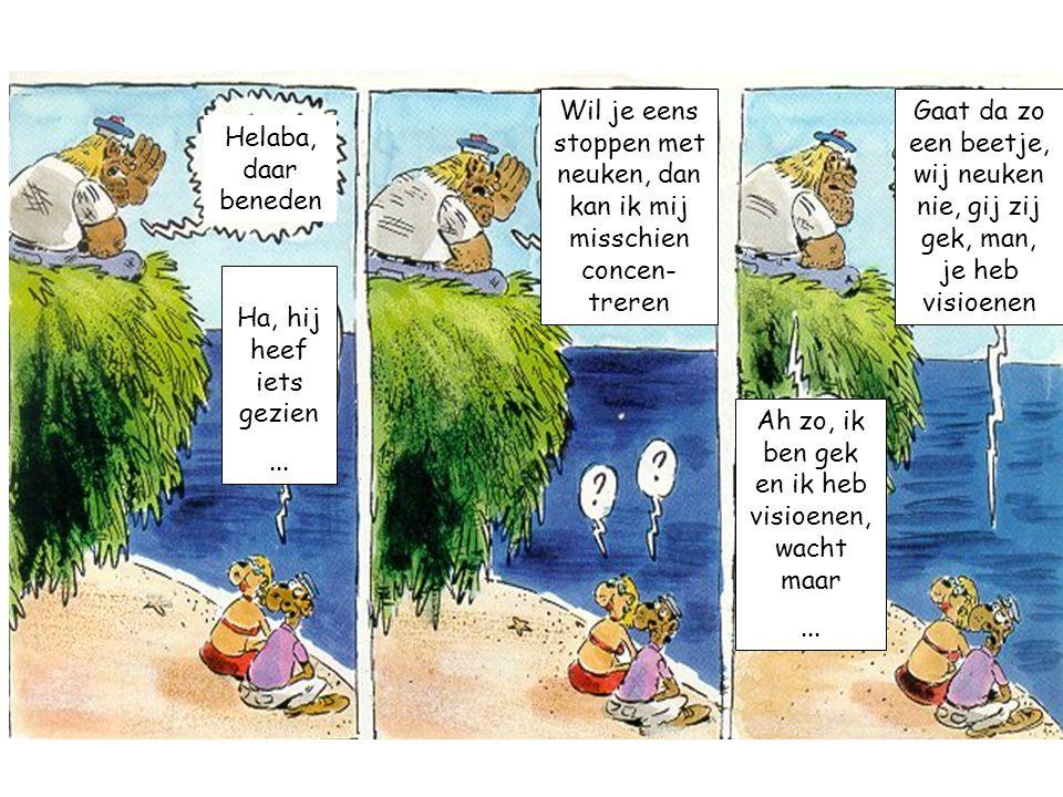 IK ben geen Limburger hoor, dus niet zo dom...GEK !!.